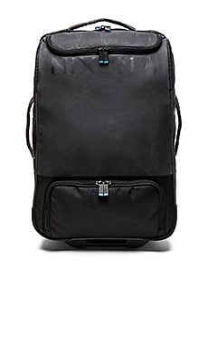 Nixon Weekender Carry On in Black