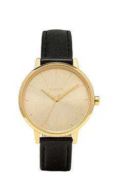 The Kensington Leather em Ouro