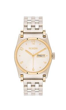 Nixon The Jane in Silver & Gold