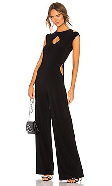 Sleeveless Cut Out Jumpsuit Norma Kamali $145
