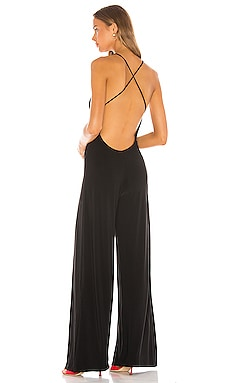 Low Back Slip Jumpsuit Norma Kamali $135 BEST SELLER