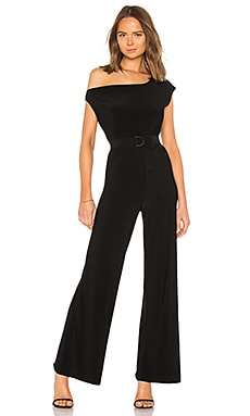 Drop Shoulder Jumpsuit Norma Kamali $165 BEST SELLER