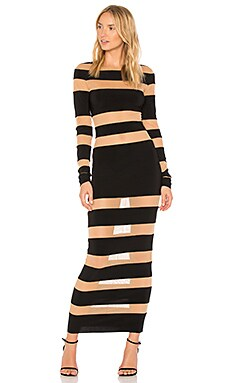 Spliced Dress