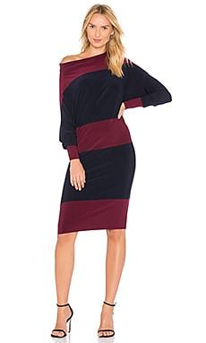 Платье spliced all in one - Norma Kamali