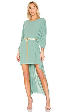 X REVOLVE Hi Low Poncho Dress Norma Kamali $160