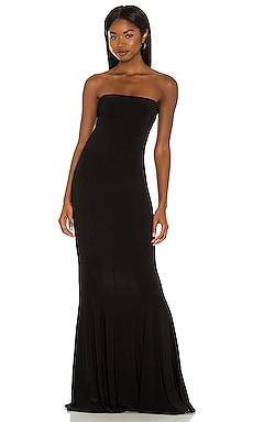 x REVOLVE Strapless Fishtail Gown Norma Kamali $265