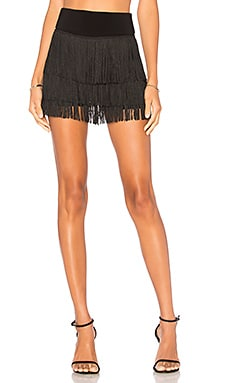 Fringe All Over Shorts