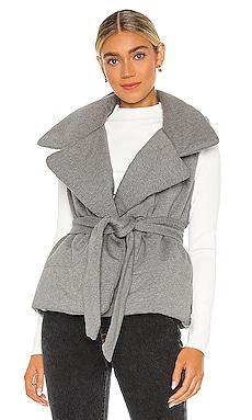 Sleeping Bag Vest Norma Kamali $196