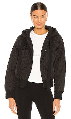 Quilted Bomber Jacket Norma Kamali $265