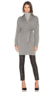 Trench in Medium Heather Grey