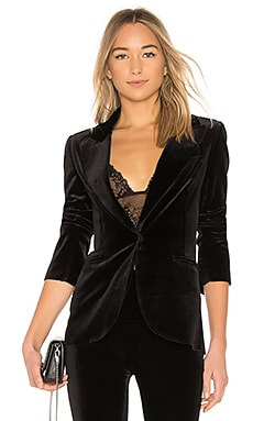 Single Breasted Blazer Norma Kamali $265