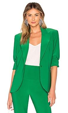 X REVOLVE Single Breasted Jacket Norma Kamali $143