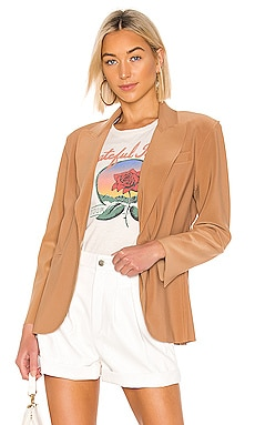 Single Breasted Blazer Norma Kamali $200