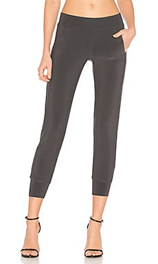 Jog Pant in Pewter