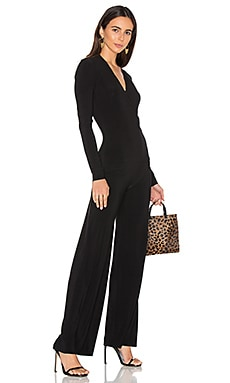 Modern Side Drape Jumpsuit