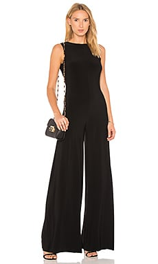 Low Back Elephant Jumpsuit