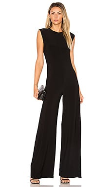 Sleeveless Jumpsuit Norma Kamali $125