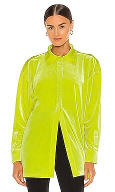 Oversized Boyfriend Shirt Norma Kamali $165