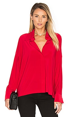 NK Box Shirt in Red