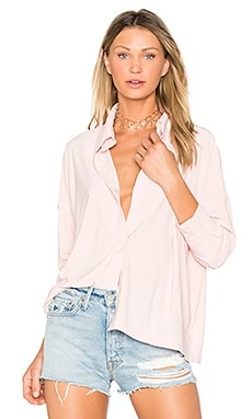 Box Shirt in Blush