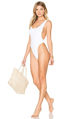 Marissa One Piece in White