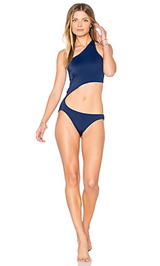 Shane One Piece in Navy