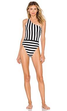Купить Слитный купальник mio - Norma Kamali цвет black & white