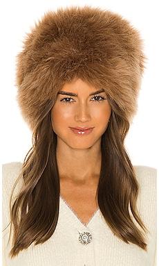 Tatiana Faux Fur Hat Nookie $71
