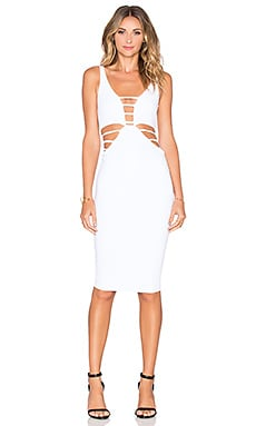 Nookie Adriana Dress in White