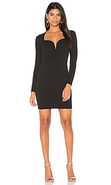 Madonna Long Sleeve Mini Dress