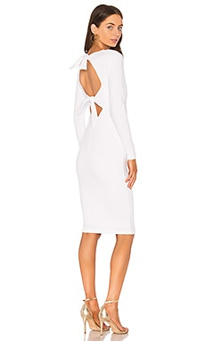 Cleo Long Sleeve Midi Dress Nookie $87