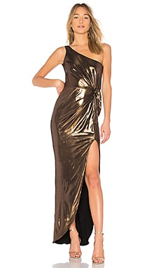 X REVOLVE Disco Drape Dress Nookie $144