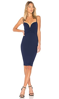 Mariah Midi Dress Nookie $239