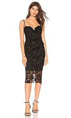 Купить Платье lucia - Nookie, Миди, Австралия, Черный