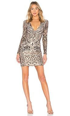 Shanina Sequin Mini Dress