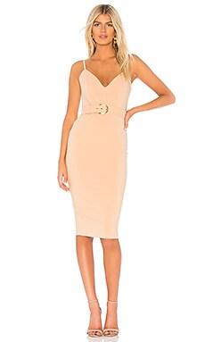 Купить Платье миди blake - Nookie, Миди, Австралия, Nude
