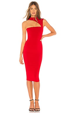 Charlize High Neck Dress Nookie $147