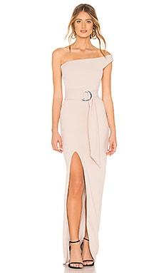 Купить Вечернее платье alchemy - Nookie, С одним плечом, Австралия, Беж