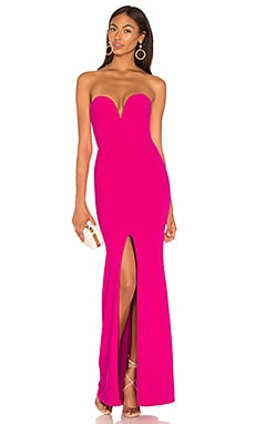 x REVOLVE Honey Gown Nookie $165
