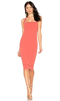 X REVOLVE Boulevard Midi Dress Nookie $82