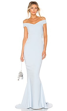 x REVOLVE Allure Gown Nookie $319