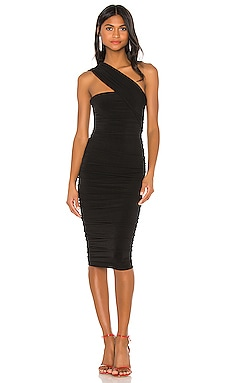 Temptation One Shoulder Midi Nookie $209
