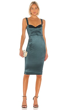 Slay Midi Dress Nookie $269