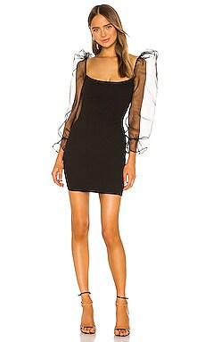 Eleganza Long Sleeve Mini Dress Nookie $229