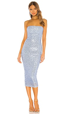 X REVOLVE Fantasy Midi Dress Nookie $339