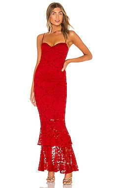Liana Lace Gown Nookie $339