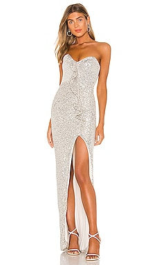 Galaxy Gown Nookie $379 NEW ARRIVAL