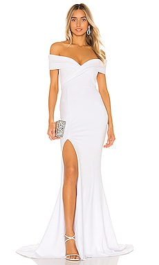 Neptune Gown Nookie $309 Wedding