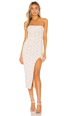 Eclipse Midi Dress Nookie $339 NEW ARRIVAL