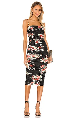 Garden Party Midi Dress Nookie $186